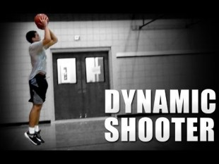 Dynamic shooter drill