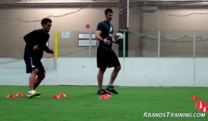 Lateral speed and jumping