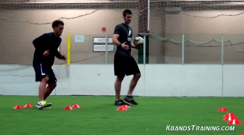 Laterale schnelligkeit und springen | Trainingsvideos | Kinetic ...