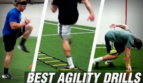 Four best speed and agility drills