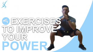 4 Unique Dynamic SKI Exercise to Get More Power