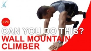 Kinetic-BANDS Wall Mountain Climber