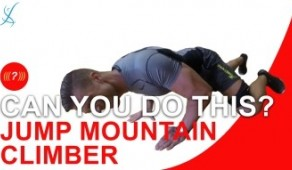 Kinetic-BANDS Jump Mountain Climber