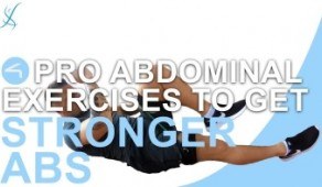 4 Unique Abdominal PRO Exercises to Get Stronger ABS